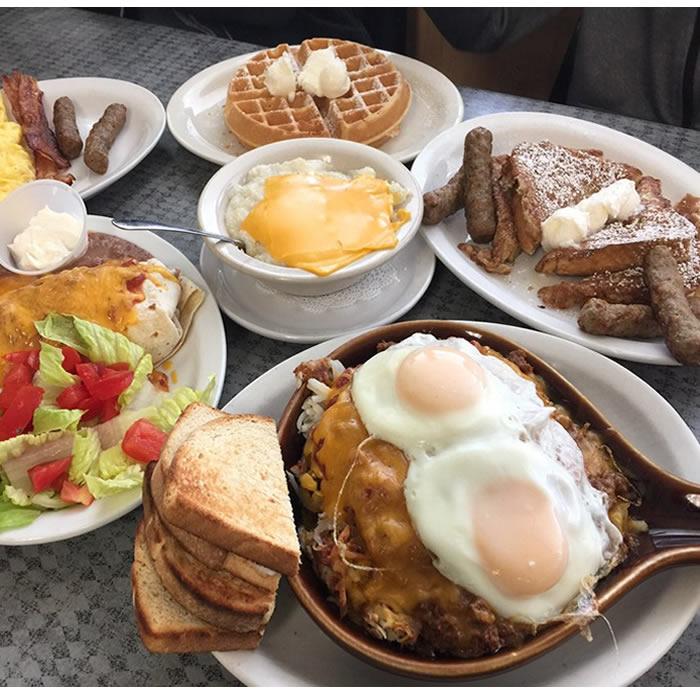 Breakfast At Doc's Diner Key Largo